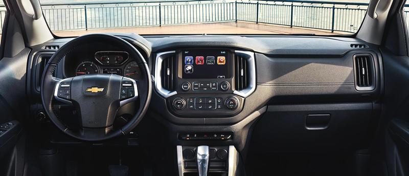 Nội thất Chevrolet Trailblazer