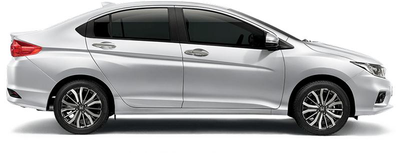 Thân xe Honda City 2018