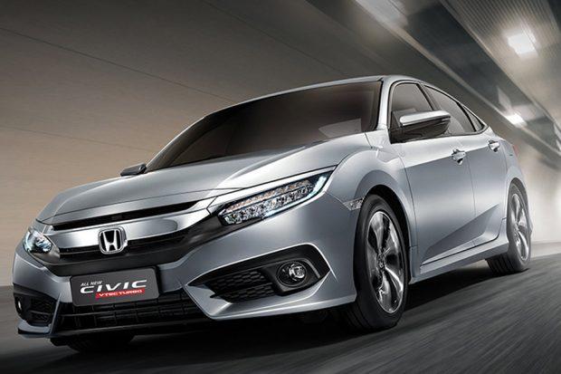 Honda Civic Cần Thơ