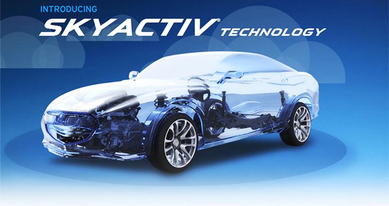 Công nghệ SkyActiv của Mazda