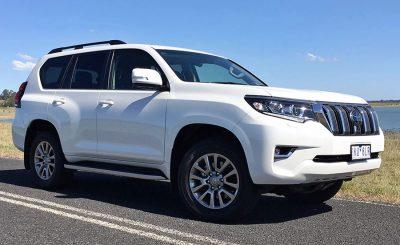Toyota Land Cruiser Prado 2019 - Toyota Ninh Kiều Cần Thơ