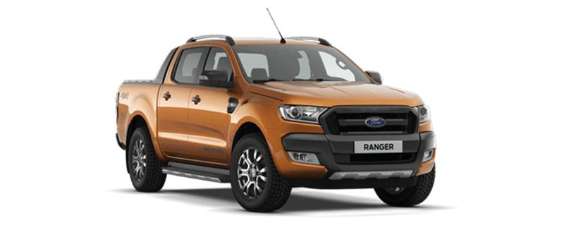 Top xe bán chạy tháng 3/2018 - Ford Ranger