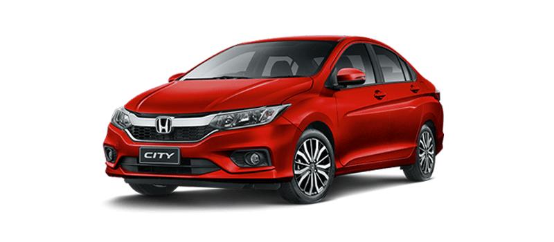 Top xe bán chạy tháng 3/2018 - Honda City