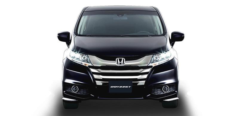Đầu xe Honda Odyssey