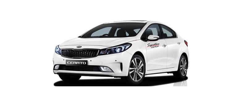 Top xe bán chạy tháng 3/2018 - Kia Cerato