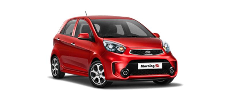 Top xe bán chạy tháng 3/2018 - Kia Morning