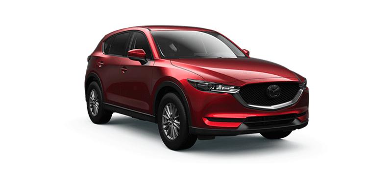 Top xe bán chạy tháng 3/2018 - Mazda CX-5