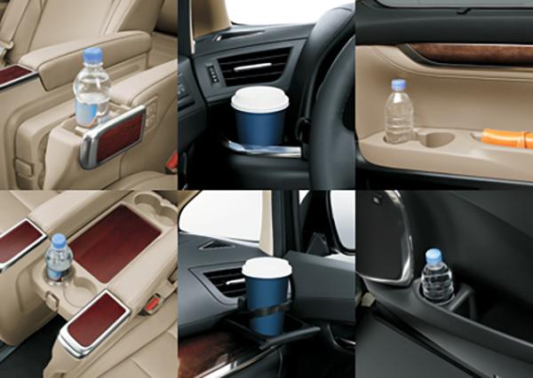Toyota Alphard nội thất 7