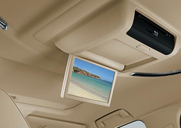 Toyota Alphard nội thất 6