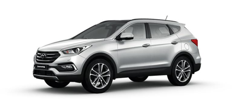 Hyundai Santa Fe mau bac