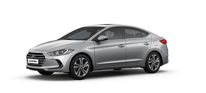 Hyundai Elantra mau bac