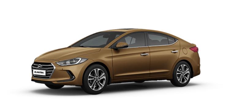 Hyundai Elantra mau nau