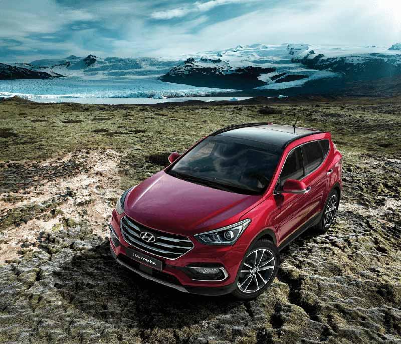 Hyundai SantaFe - gallery