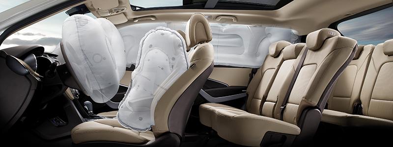 Hyundai SantaFe - an-toan