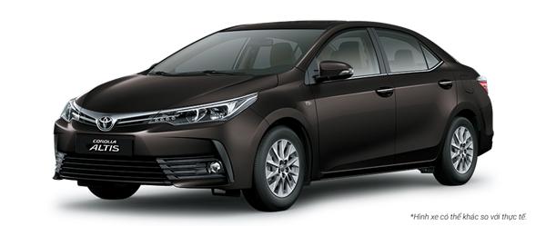 Toyota corolla altis mau-xam