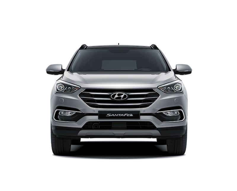 Hyundai SantaFe - dau-xe
