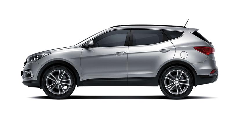 Hyundai SantaFe - than-xe