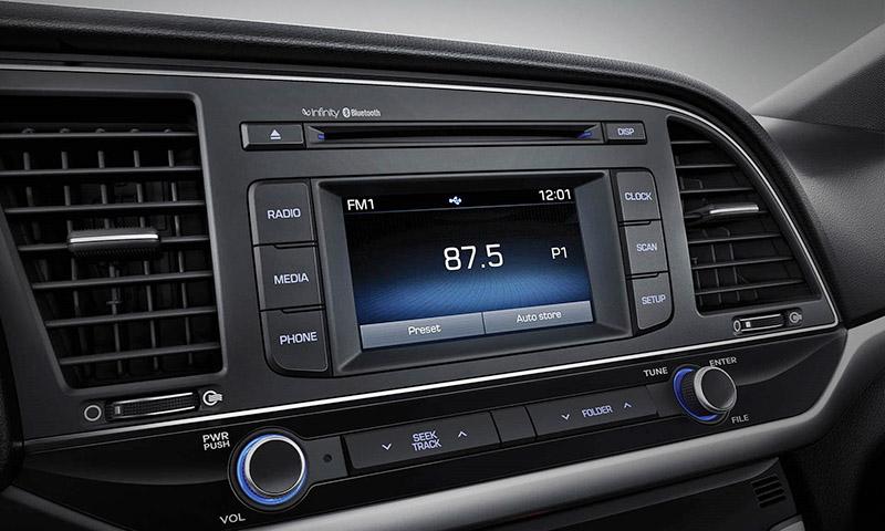 Hyundai Elantra tiện ích