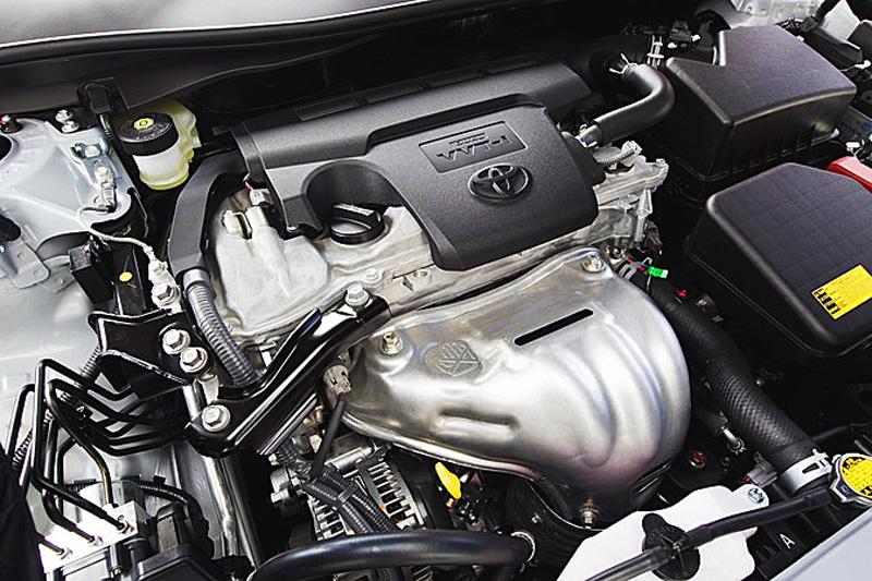 Toyota Camry 2018 động cơ 2AR - FA