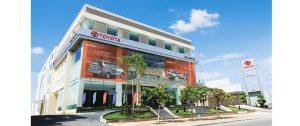 Toyota Cần Thơ - Toyota Ninh Kiều