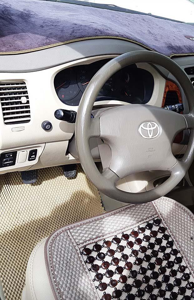 Toyota Innova G 2006 - Toyota Innova Cũ - Ô tô cũ Cần Thơ