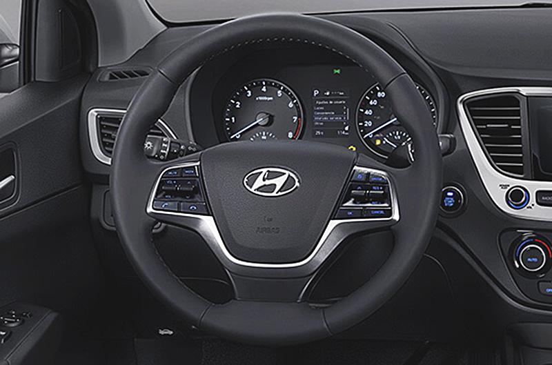 Vô lăng Hyundai Accent 2018