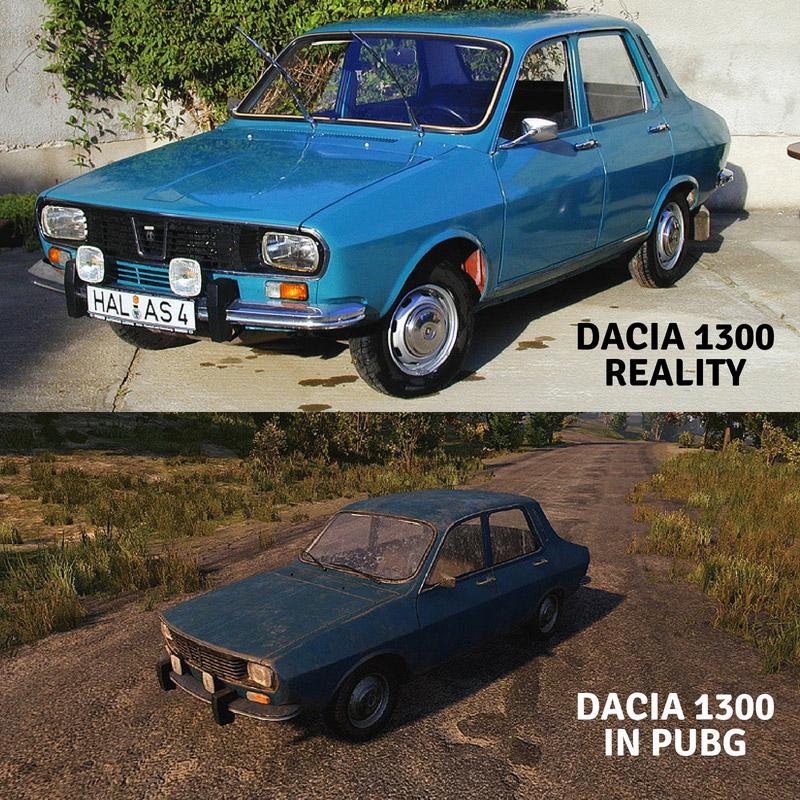 Hãng xe Dacia - Một thời đã xa