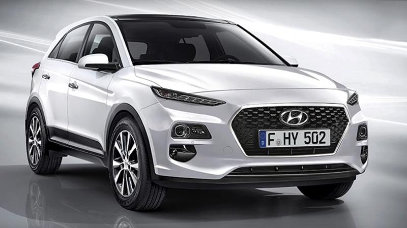 Hyundai Kona - Mẫu SUV nhỏ mới sắp ra mắt tại thị trường Việt Nam
