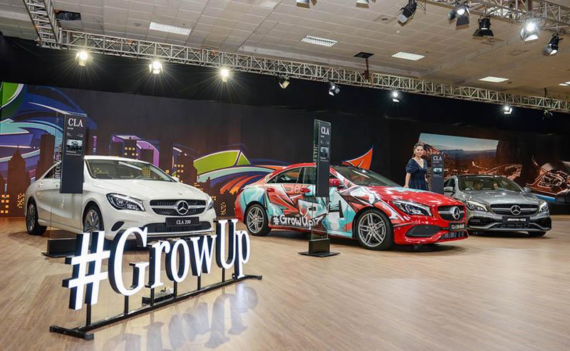 Triển lãm Mercedes-Benz Fascination 2018