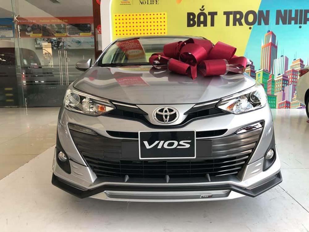 Toyota Vios Bodykit - Đầu xe