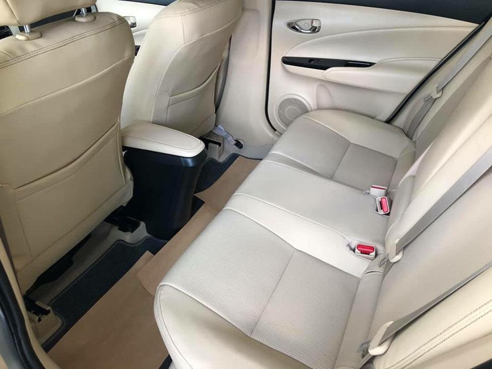 Toyota Vios Bodykit - hàng ghế 2