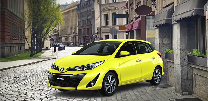 Toyota Yaris 2019 mới