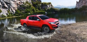 Chevrolet Colorado phiên bản mới