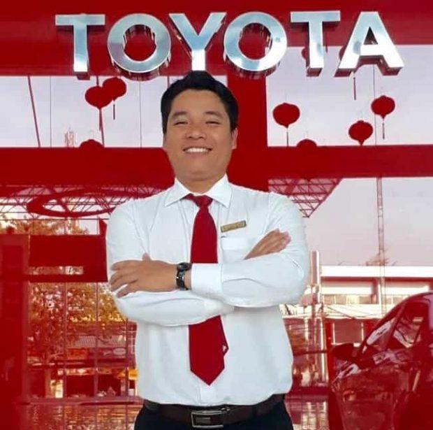 Chuyên viên tư vấn Toyota