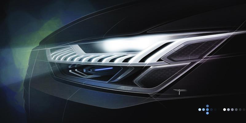 Đèn ô tô Laser - đèn ô tô của tương lai