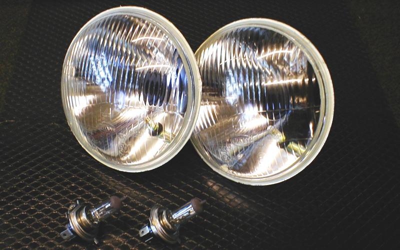 Đèn ô tô - Halogen Reflector