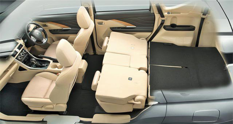 Mitsubishi Xpander 2108
