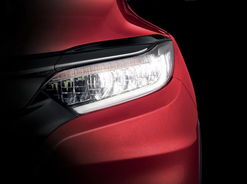 Đèn đuôi Honda HRV