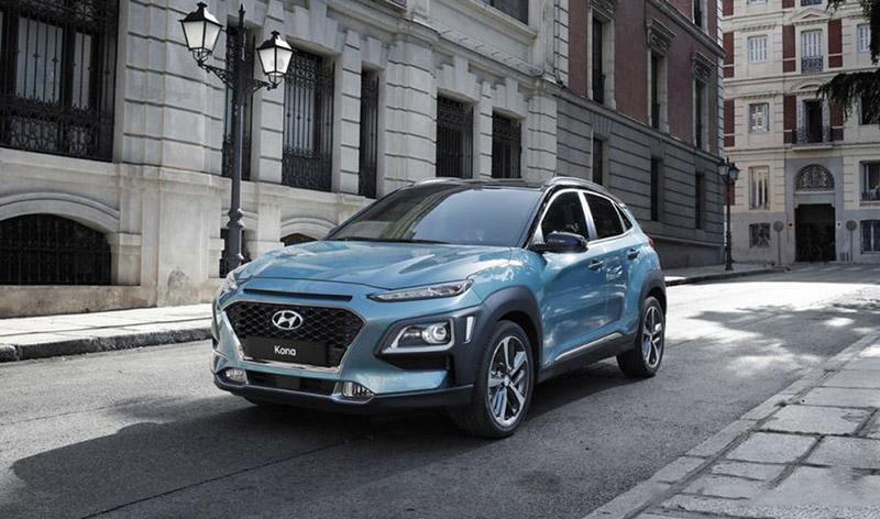 Hyundai Kona là sự lựa chọn hàng đầu của giới trẻ yêu thích suv đô thị thể thao, độc đáo