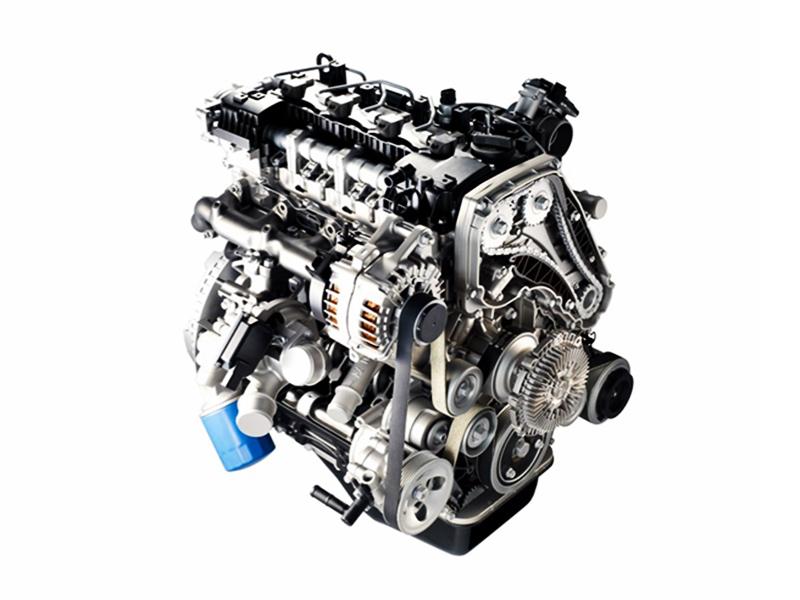 Động cơ Hyundai Solati 2018