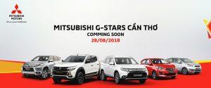 Mitsubishi G-Stars Cần Thơ sắp khai trương