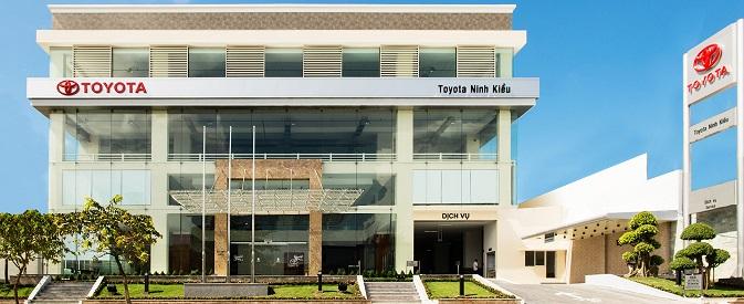 Chuyên Viên Tư Vấn Toyota Ninh Kiều - Cần Thơ