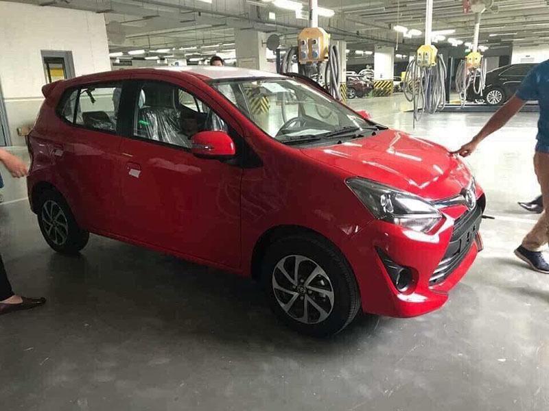 Toyota Wigo 1