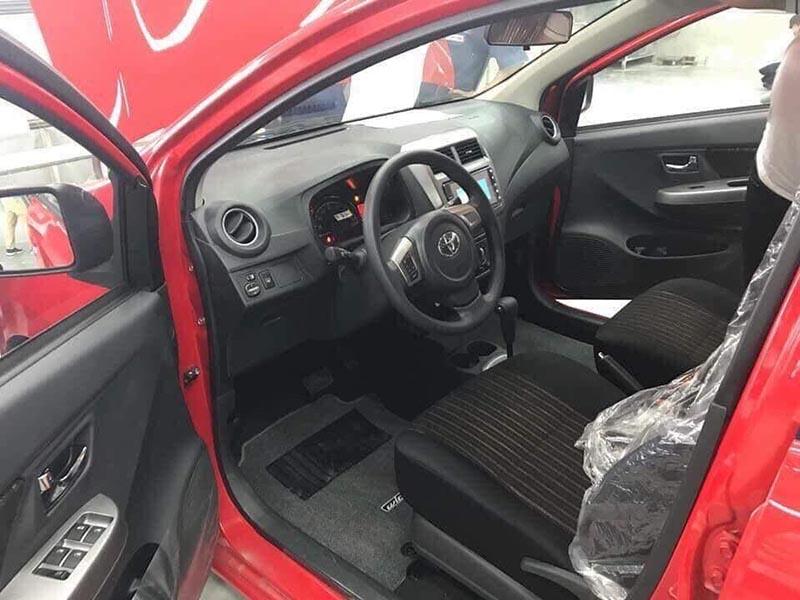 Toyota Wigo 2