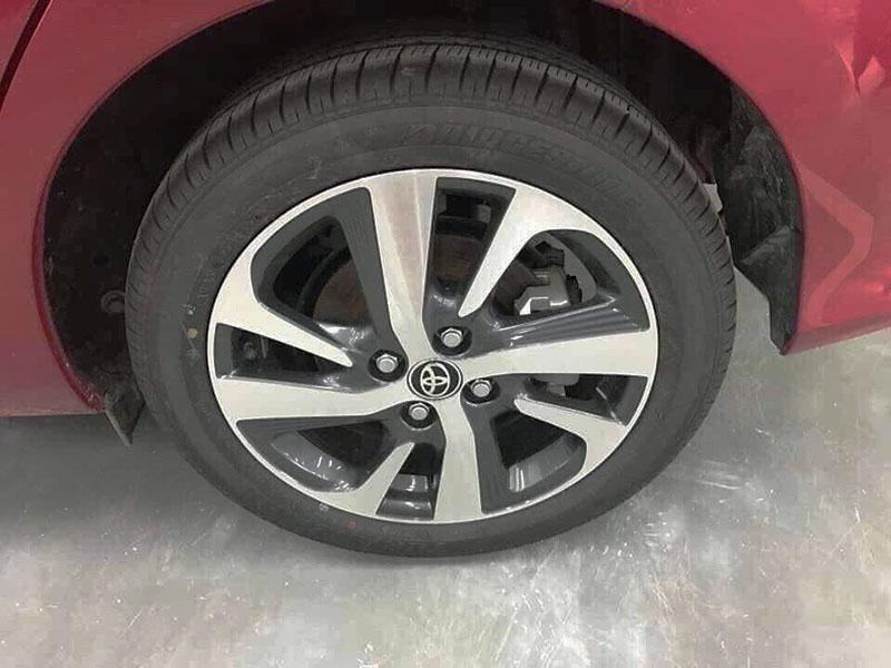 Toyota Wigo 5