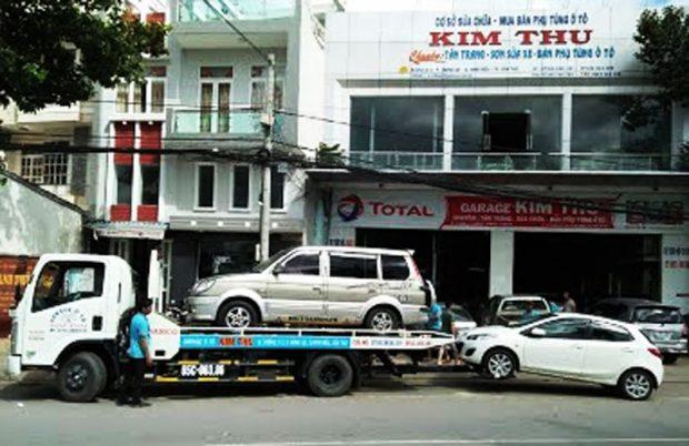 cứu hộ ô tô