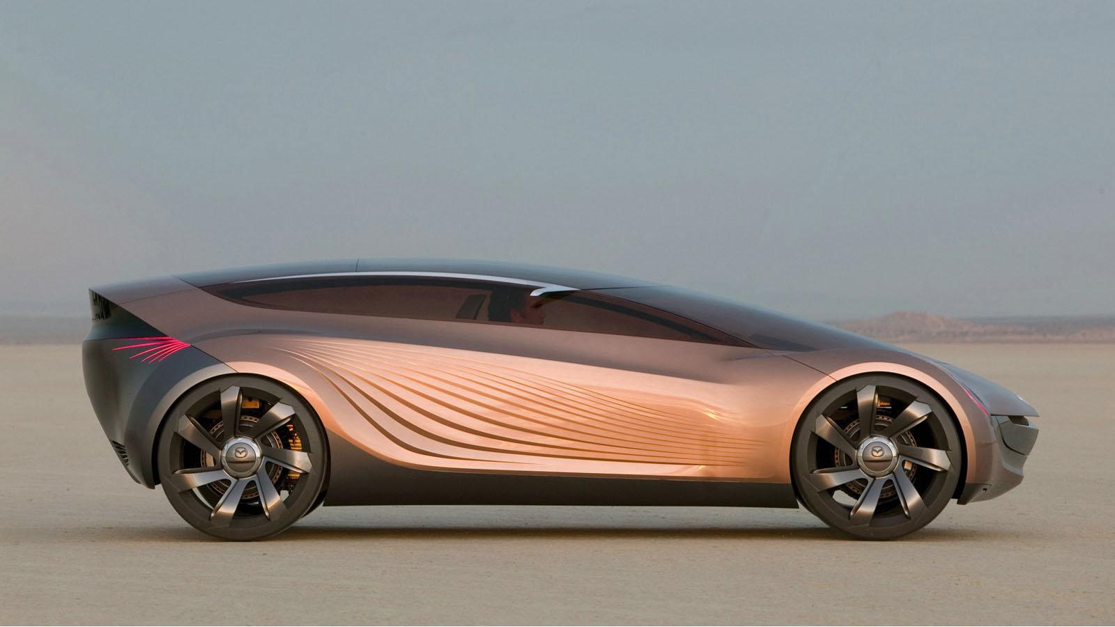 Mazda Nagare - Phong cách thiết kế dòng chảy