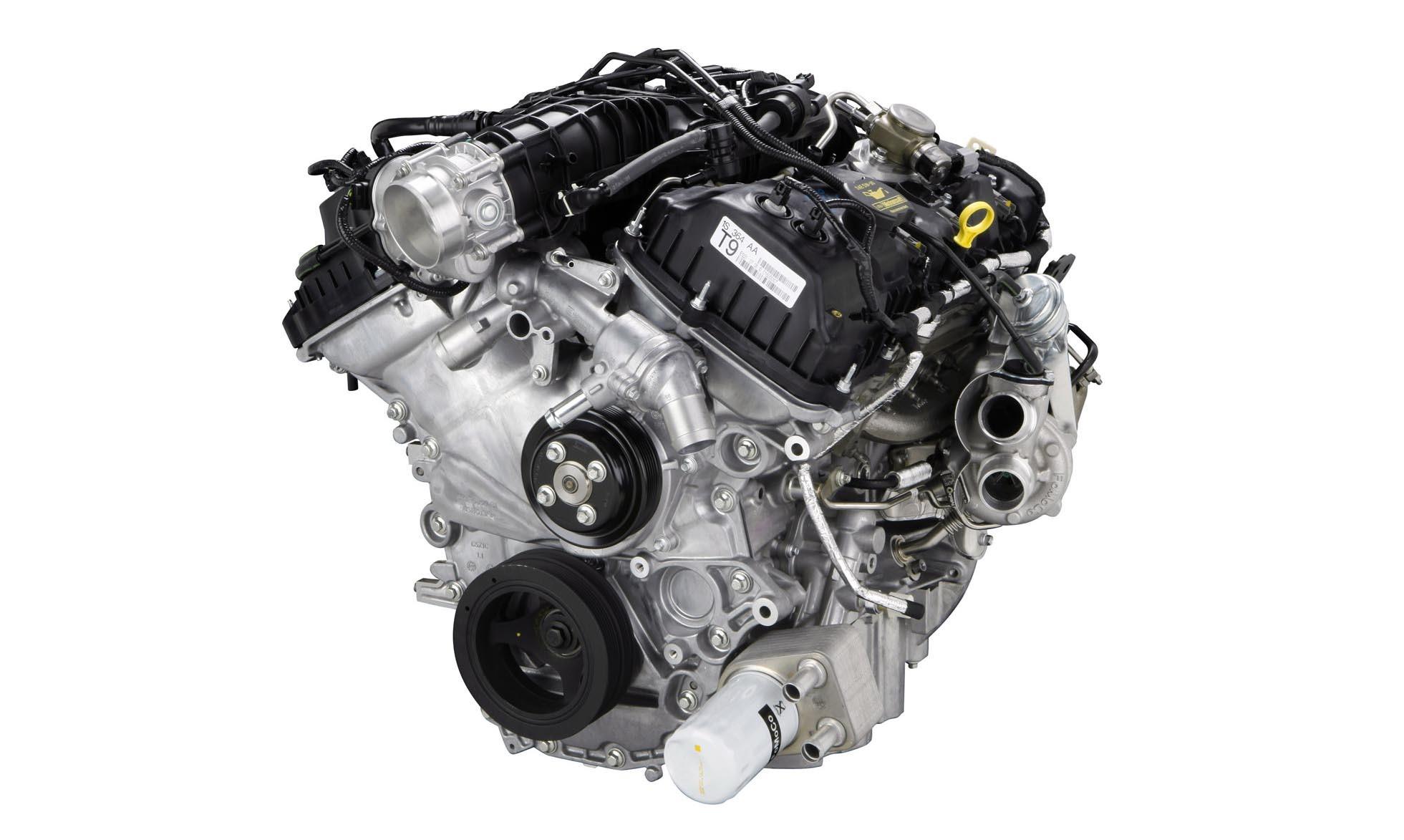 Động cơ EcoBoost 1.0L