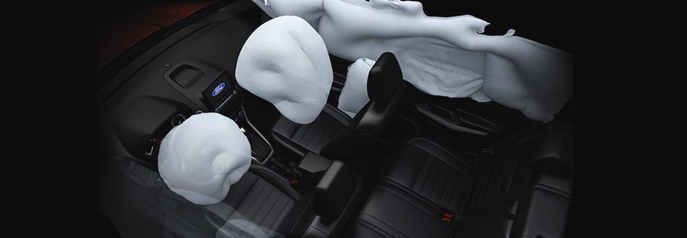 An toàn trên Ford Ecosport