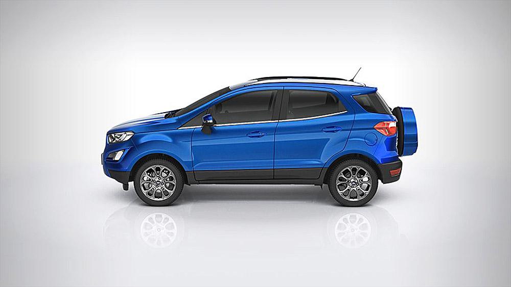 Thân xe Ford Ecosport